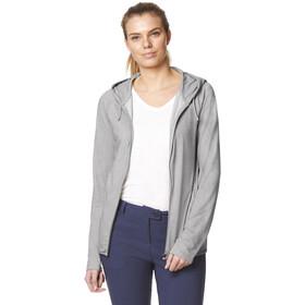 Craghoppers NosiLife Sydney Hooded Top Women Soft Grey Marl